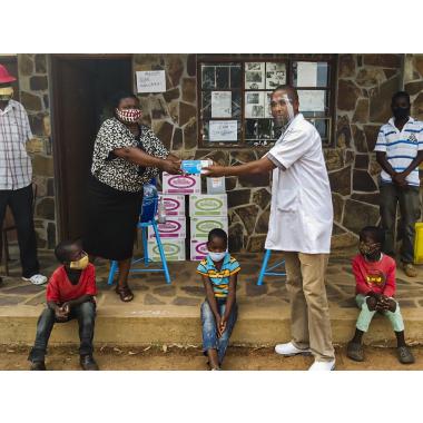 Água da Namaacha Apoia Regresso às Aulas na Escola Primária de Germantine